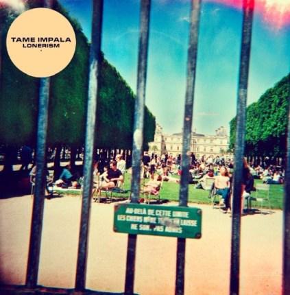 Tame Impala - Lonerism cover