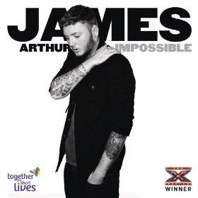 James Arthur single 'Impossible'