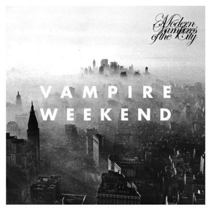 Vampire Weekend album artwork