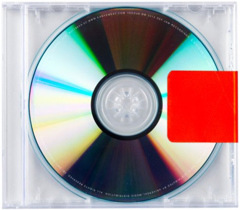 Yeezus artwork