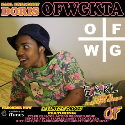 The Road To Doris Earl Sweatshirt