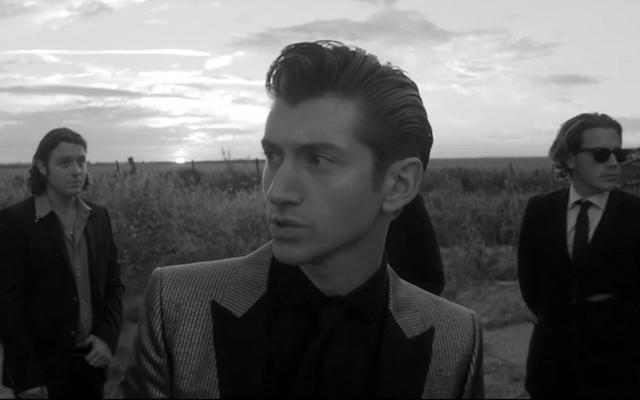 Arctic Monkeys video