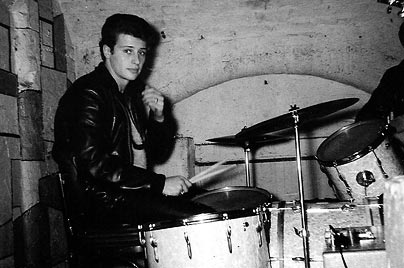Pete Best drummer