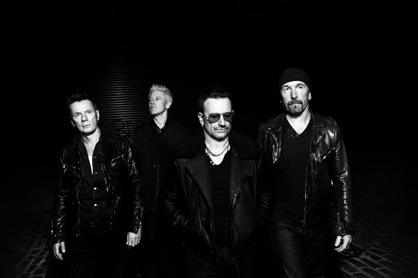 U2 Innocence and Experience