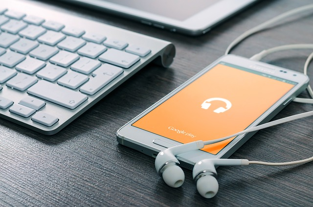 Online Music Streaming App