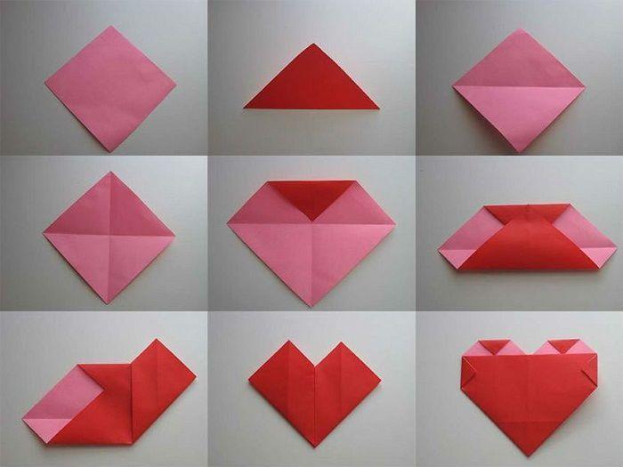 Καρδιά δώρου χαρτιού