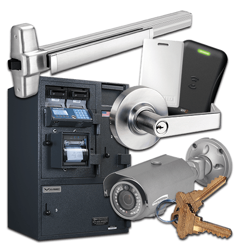 Commercial Security Products