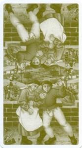 Рубашка колоды Таро Брейгеля