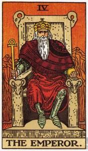 Трактовка Старшего Аркана Император