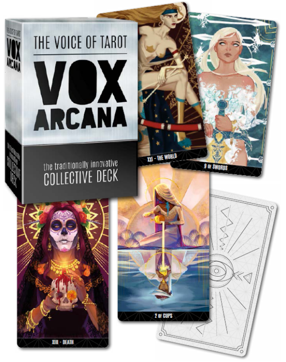 THE VOICE OF TAROT VOX ARCANA