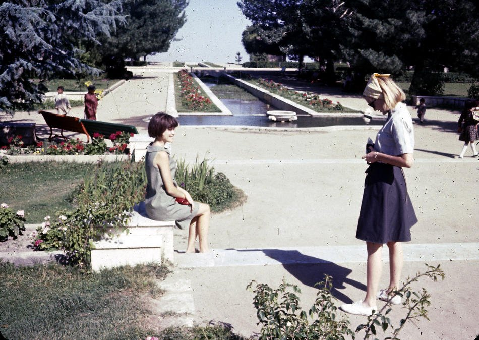 Paghman Gardens Afghanistan