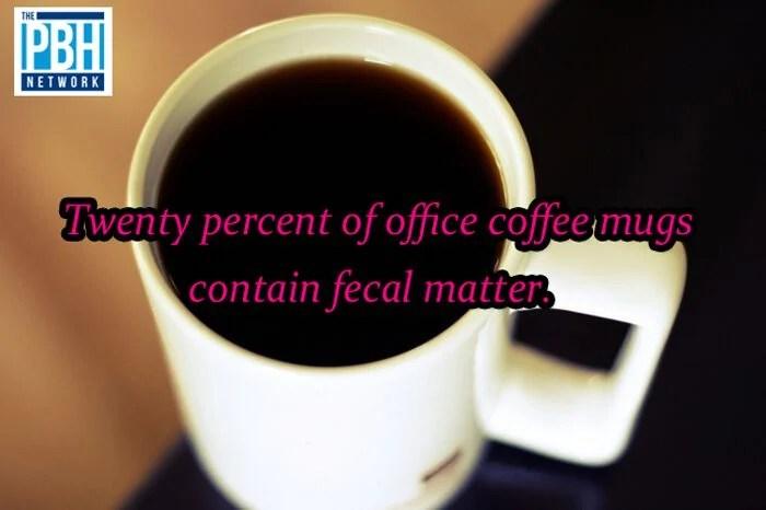Fecal Matter Office Mugs