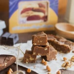Mackinac Chocolate Butterscotch Fudge - All that's Jas