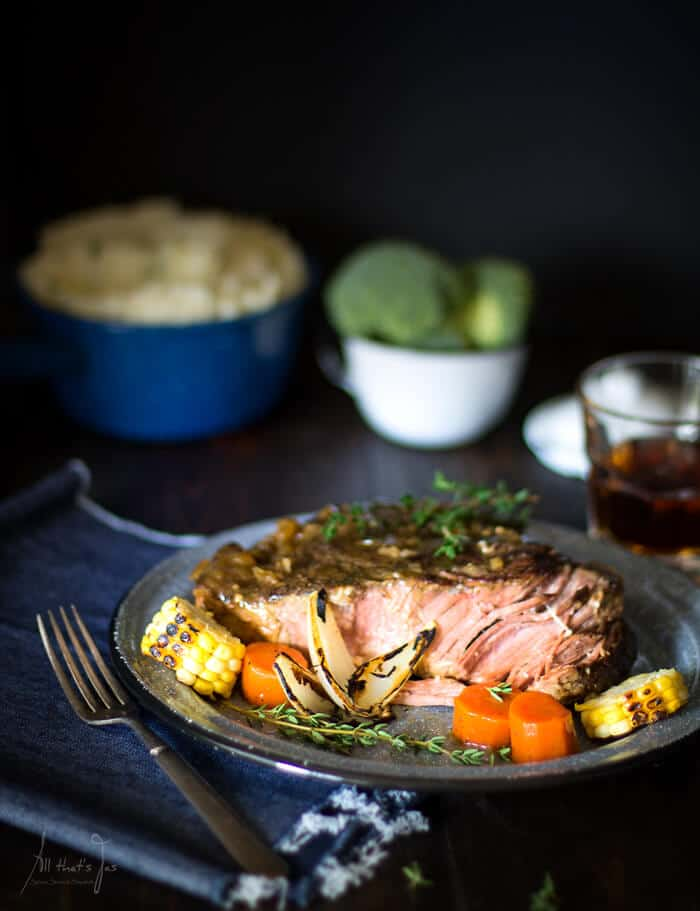 slow cooker beer braised pot roast recipe - All that's Jas
