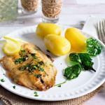Simple Fish Recipe - Fish à la Meunière