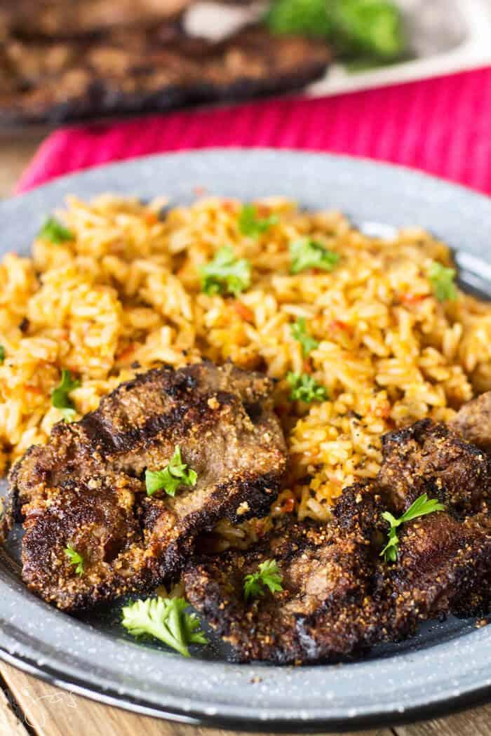 Nigerian suya kebabs recipe
