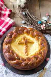 Romanian Easter Bread Cheesecake - Pasca Recipe