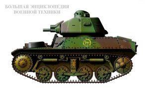 Танк AMC 34YR