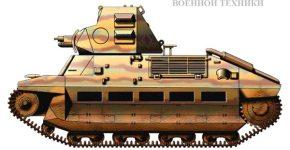 Танк FCM36