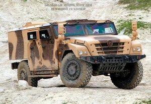 Французский бронеавтомобиль Renault Sherpa 2