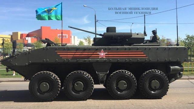 Броневая машина пехоты К-17 «Бумеранг»