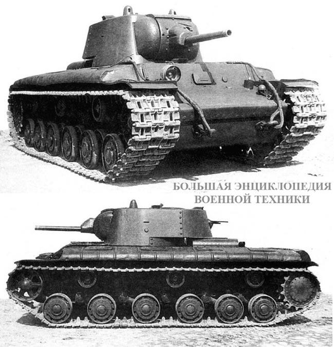 Общие виды танка У- 7 выпуска апреля 1940 года. Машина имеет крылья так называемого «авиационного» типа и защитные кожухи над сетками забора воздуха для охлаждения двигателя.