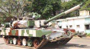 """Основной индийский боевой танк """"Арджун"""""""