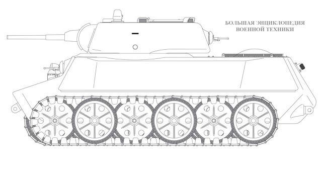 Реконструкция внешнего вида МТ-25. Автор — Дмитрий Шувалов