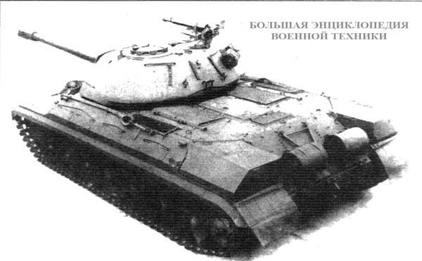 Серийный танк Т-10