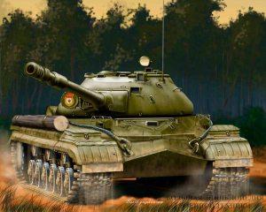 Тяжелый танк Т-10 (ИС-5)