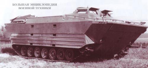 Транспортёр VOZ (Tatra 807)
