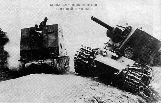 Самоходная установка Panzerjäger I