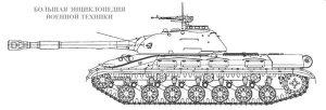 Танк Т-10А «объект 730А»