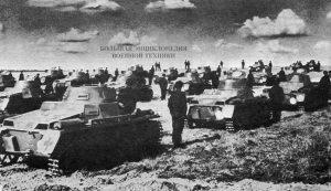 Pz.I Ausf.A во время маневров в 1934 году