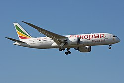 מטוס של חברת אתיופיאן איירליינס עם 149 נוסעים ושמונה אנשי צוות התרסק בדרכו לקניה – 2 ישראלים נהרגו