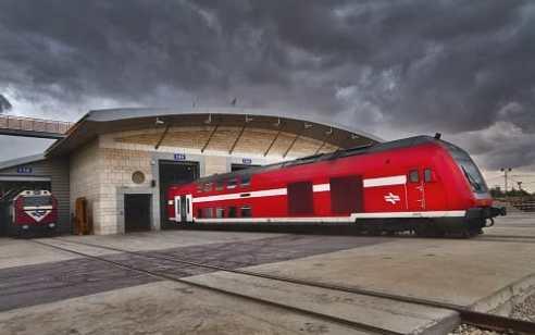 משבר הרכבות: בהנחיית וועד העובדים נעצרו כל הרכבות ברחבי הארץ