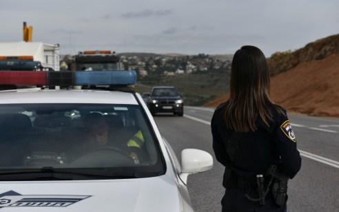 """שוטרי אגף התנועה תפסו 84 נהגים תחת השפעת אלכוהול במהלך האכיפה בסופ""""ש – נרשמו למעלה מ-2,900 דו""""חות תנועה לנהגים"""