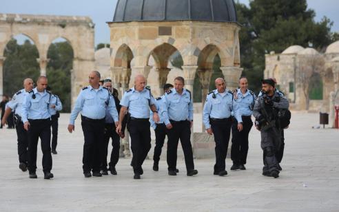 לאחר העימותים: הוחלט כי הר הבית ייפתח מחר למתפללים ומבקרים