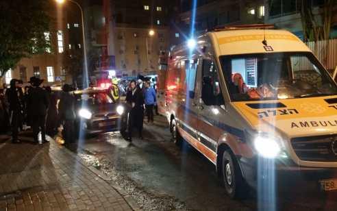 אשדוד: חייו של תינוק כבן שנה  שנחנק מחמוציות ניצלו בזכות תגובה מהירה של כוחות הצלה