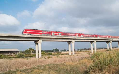 המתיחות בדרום: תנועת הרכבות בדרום חוזרת לסדרה