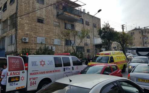 ילד בן 7 נפגע ממונית בירושלים – מצבו בינוני