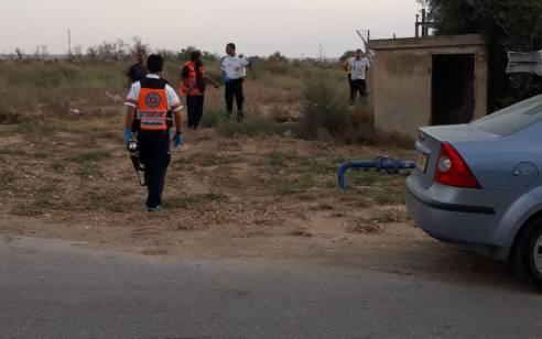 גופת גבר נמצאה סמוך ללטרון בשטח פתוח – המשטרה חוקרת את האירוע