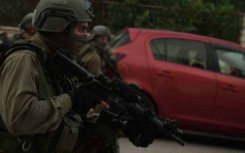 הלילה נעצרו 12 מבוקשים פעילי טרור ונתפסו כספי טרור