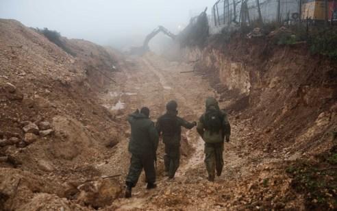 2 מחבלים שחצו את הגדר בצפון עזה נעצרו – הועברו להמשך חקירה