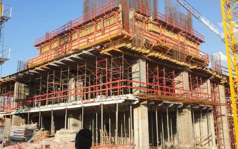תל אביב: פועל בן 27 נפצע קשה מנפילת חפץ כבד באתר בניה
