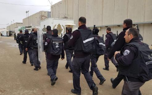 """נדחה שביתת הרעב של האסירים לאור התקדמות במשא ומתן עם שב""""ס"""