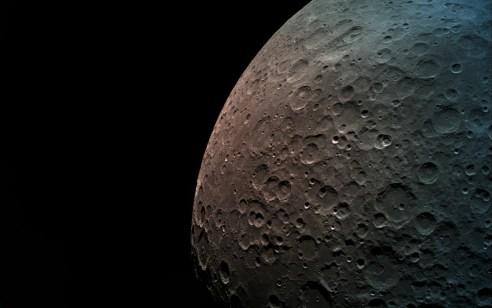 תמרון ראשון מוצלח סביב הירח!