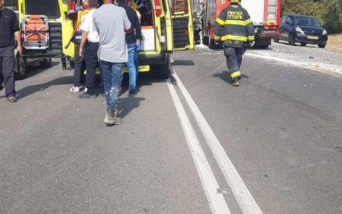 פצוע קשה בתאונת פגע וברח בבאר שבע – המשטרה פתחה בסריקות