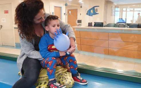 ניקיונות הפסח: ילד בן 4 מהישוב חרמש מאושפז עקב שתיית חומר ניקוי חריף