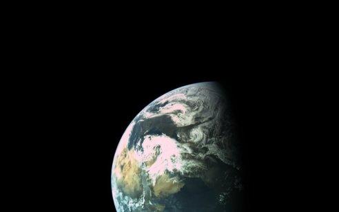 """בדרך למפגש עם הירח: תמרון מוצלח נוסף לחללית הישראלית """"בראשית"""""""
